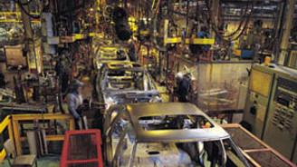 Otomotiv üretimi rekora koşuyor