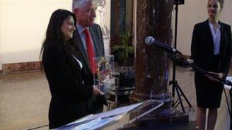 THY'ye 'Yılın En iyi Havayolu Ödülü'