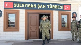 Süleyman Şah'a sürpriz ziyaret