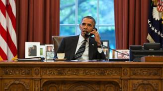 Obama'dan Suudi Kral'a telefon
