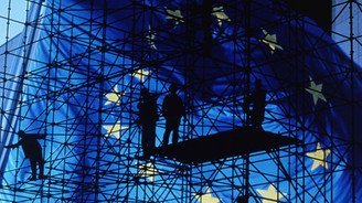 Euro Bölgesi'nden zayıf veri