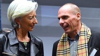 IMF Başkanı: Siyaseti bir kenara bırakın