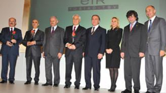 eTR Ödülleri sahiplerini buldu