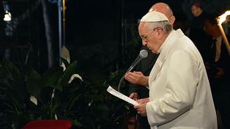 Papa'dan 'soykırım' çıkışı!