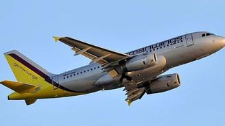 Germanwings uçağı zorunlu iniş yaptı
