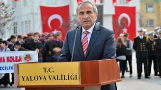 Feyzioğlu'ndan Yalova Valisi hakkında suç duyurusu