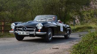 'Mercedes-Benz Bahar Rallisi' için geri sayım başladı