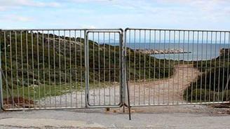 Dünyaca ünlü koya demir kapı