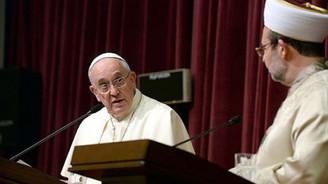 Vatikan'dan 'özel uçak' açıklaması
