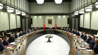 Erdoğan, Bakanlar Kurulu'nu 3. kez topluyor