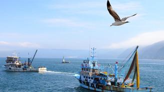 Balıkçılara 107 bin lira ceza