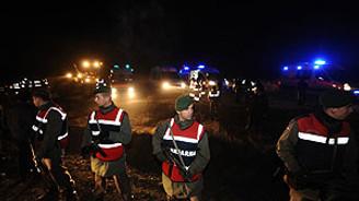 Askeri helikopter düştü: 5 şehit