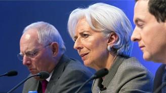 Lagarde: Borç ertelemesini kabul etmeyiz