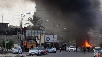 Erbil'de ABD Başkonsolosluğu önünde patlama