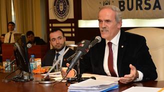 Bursa'da kurulacak Otomotiv Test Merkezi'ne onay