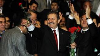 DP'nin Genel Başkanı Zeybek