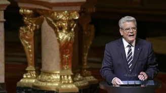 Almanya Cumhurbaşkanı da 'soykırım' dedi
