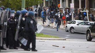 ABD karıştı: 1 hafta sokağa çıkma yasağı!