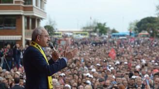 Kılıçdaroğlu: 2 milyon Suriyeliyi göndereceğiz
