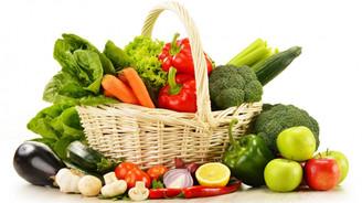 Sebze ve meyve tüketimi kanser riskini azaltıyor
