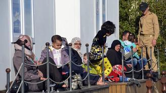 Bodrum'da 250 kaçak yakalandı