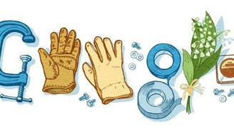 Google 1 Mayıs'a doodle'lu kutlama