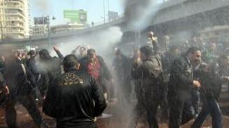 Mısır'da ordu da devreye girdi