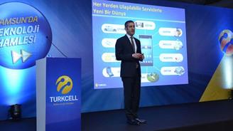 Turkcell'den Samsun'a 5 yılda 66 milyon TL yatırım