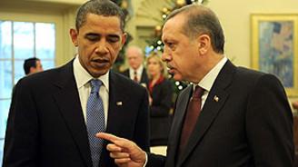 Erdoğan ve Obama aynı görüşte