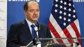 Barzani Washington'dan güvence aldı