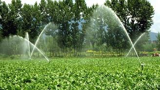 Diyarbakır'da 400 bin dekar arazi suya kavuşacak