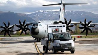 Türkiye, Airbus A400M uçuşlarını askıya aldı
