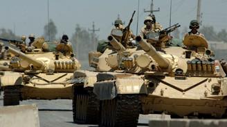 Suudi Arabistan, Yemen sınırına tank gönderdi