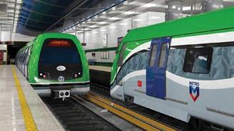 Konya Metrosu YHT hatlarını birbirine bağlayacak