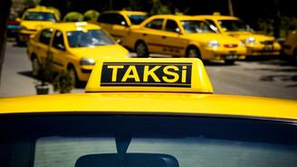Ayda 4 gün taksiler 1 lira