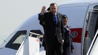 Erdoğan Arnavutluk yolcusu