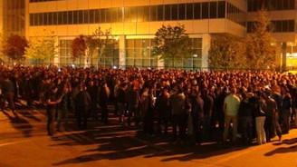 Otomobil fabrikalarında grev