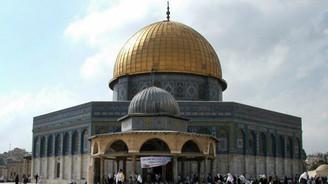 Yahudi yerleşimciler yine Mescid-i Aksa'ya girdi