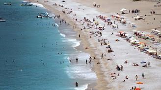 Turizm gelirleri yüzde 16 azaldı