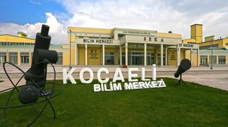 Eski SEKA fabrikası 30 milyon lira yatırımla Kocaeli Bilim Merkezi oldu