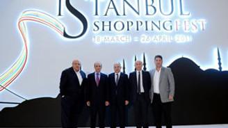 İstanbul alışverişe doyacak