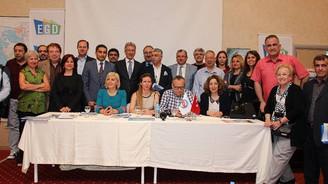 Edirne'nin 3 ilçesi Saros'un geleceği için birleşti