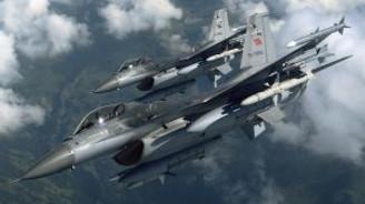 F-16'ya radar kilidi tacizi