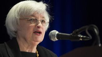 Yellen: Faiz artışı için koşullar oluşmadı
