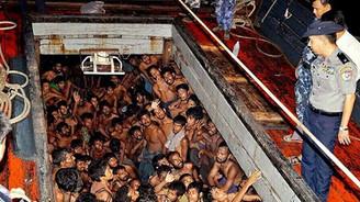 2 bin kişi kurtarılmayı bekliyor
