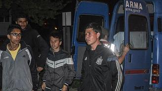 Çanakkale'de 99 kaçak yakalandı