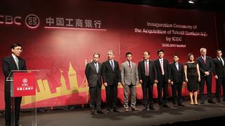 Çinli ICBC, büyüme ivmesini kamu ihaleleriyle yakalayacak