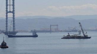 Körfez 5 gün gemi trafiğine kapalı