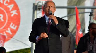 Kılıçdaroğlu: 'Merkez Türkiye' ile 2 milyon 200 bin kişi iş bulacak