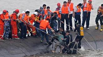 Çin'de gemi faciası: 449 kişi kayıp